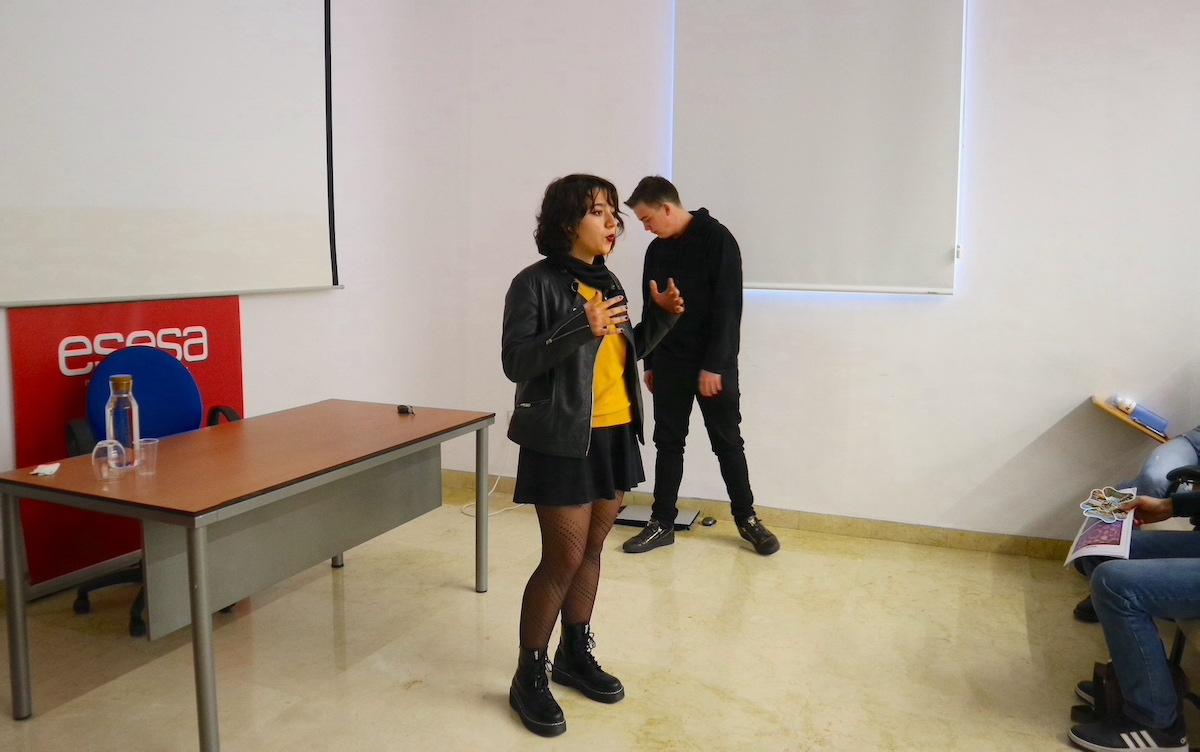 Spanish Testimonial – Paula